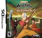 NINTENDO Nintendo DS AVATAR THE LAST AIRBENDER THE BURNING EARTH